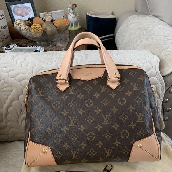 Louis Vuitton Handbags - Authentic Louis Vuitton Old Model Retiro PM Mono